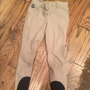 equiline Pants - Equiline front zip breech US 24